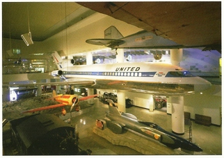 22x Postcard Of TAKE FLIGHT Museum of Science and Industry