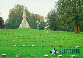 28x Postcard Of Soldier's National Cemetery