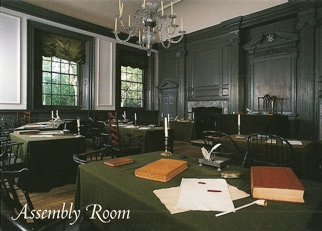 25x Assembly Room Independence Hall