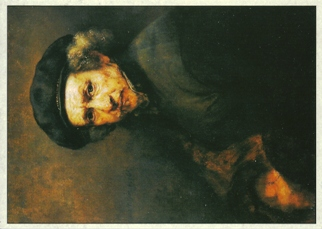 24 (2 Dozen OF The Same Design) Self-Portrait Rembrandt