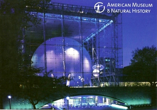 26x Postcard Rose Center for Earth and Space American Museum of