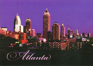 29x Postcard Of ATLANTA Georgia