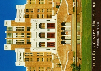 20x Postcard Of Little Rock Central High School National Histori