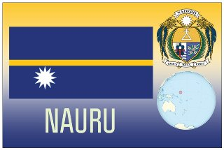 12 (1 Dozen OF The Same Design) Postcard of NAURU