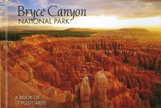 A Book of 17 Postcards Bryce Canyon National Park