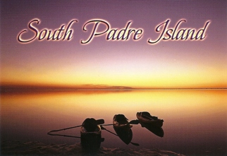 11X POSTCARD OF SOUTH PADRE ISLAND