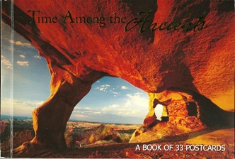 A Book of 33 Postcards Time Among the Ancients